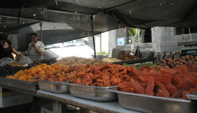 Markt in Terschiha