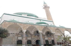 Moskee buiten