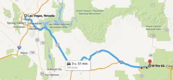Route kaart 3 juli 2014.