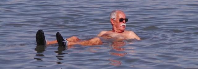 Hans in zee